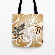 The Kreation  Tote Bag