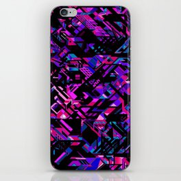 patternarchi iPhone Skin