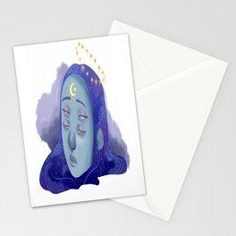 Galactic Awakenings Stationery Cards