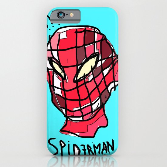 SPIDERMAN iPhone & iPod Case