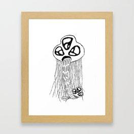 STELLARCREATURES Framed Art Print