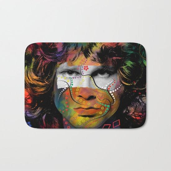 rock star  Bath Mat