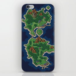 Chrono Trigger 1000AD iPhone Skin