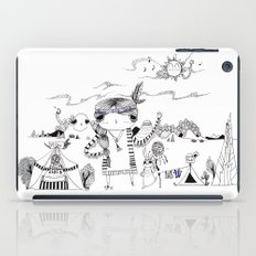 Dancing with me :) iPad Case