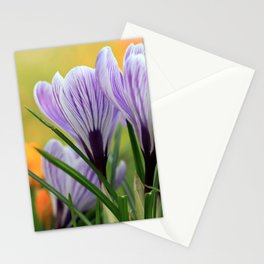 Krokuswiese  Stationery Cards