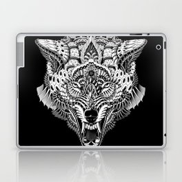 Wolf Head Laptop & iPad Skin