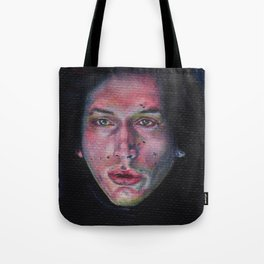 Torn Apart Fantasy Art by Laurie Leigh Tote Bag