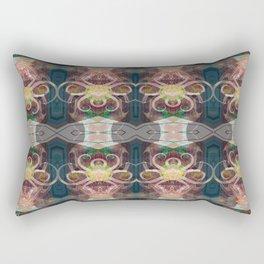 OctoSpider Elegant Stripes Rectangular Pillow