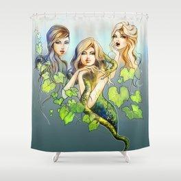 Garden of Eden Shower Curtain