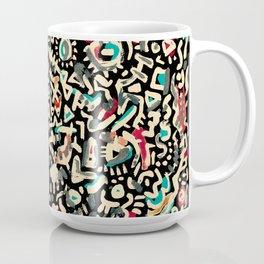 Pattern Number 11 Coffee Mug