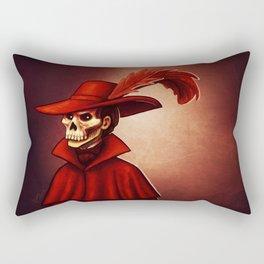 Touch Me Not Rectangular Pillow