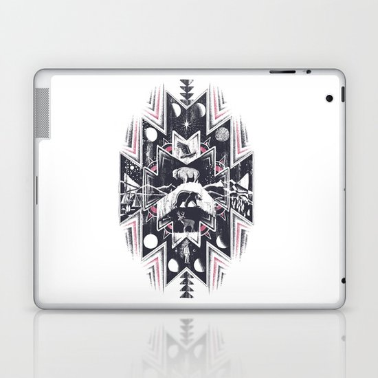 Phases (Light) Laptop & iPad Skin
