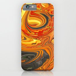 Don't Get Me Heated iPhone Case