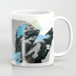 Untitled (Painted Composition 1) Coffee Mug