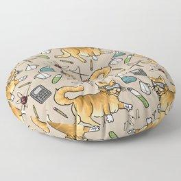 STEM Cats Floor Pillow