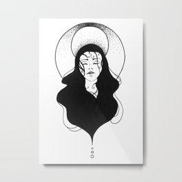 LunaSea Metal Print