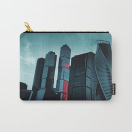Moscow City Carry-All Pouch