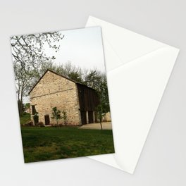 Barn at Duportail House Stationery Cards