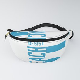 RESIST / IMPEACH 45 Fanny Pack