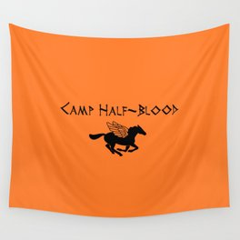 camp half blood Wall Tapestry