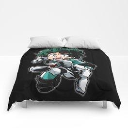 Midoriya Cool 5 Comforters