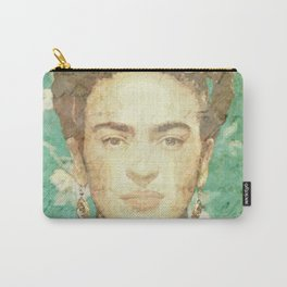 Rosas para Frida Carry-All Pouch