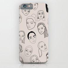 Modern Women Slim Case iPhone 6s