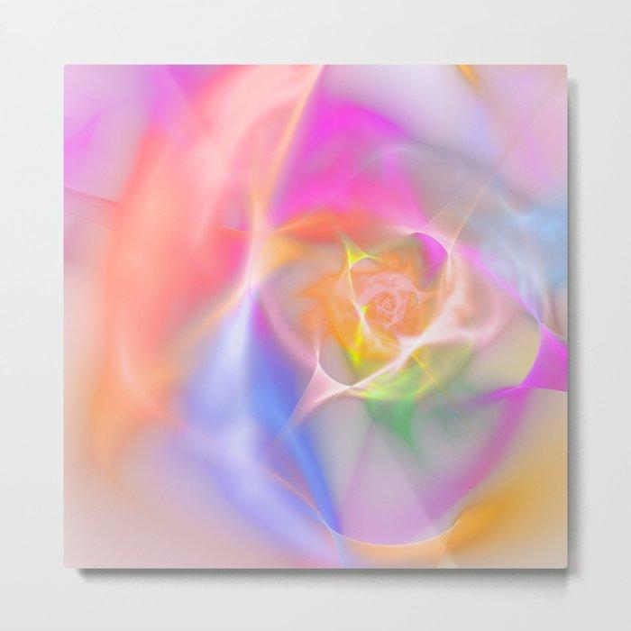 Dreaming in Pastels Metal Print