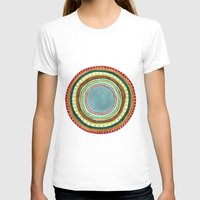circle T-shirts featuring Circle by Katelyn Patton
