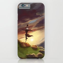 Studio Ghibli - Howl's Moving Castle iPhone Case