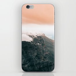 Table Mountain, South Africa iPhone Skin