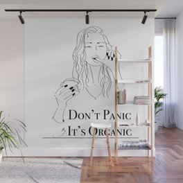 It's Organic Wall Mural