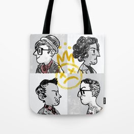 Young Bloods Tote Bag