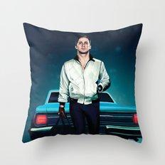'Drive' Ryan Gosling Throw Pillow