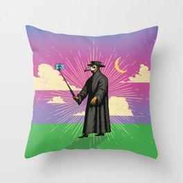SIMILAR SCIENCE Throw Pillow