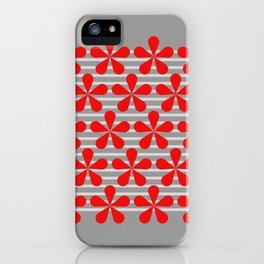crvena iPhone Case