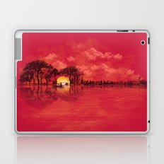Musical Sunset Laptop & iPad Skin