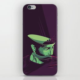 Enemy - Alternative movie poster iPhone Skin