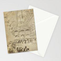Grand Ball Hotel De Ville Paris Stationery Cards