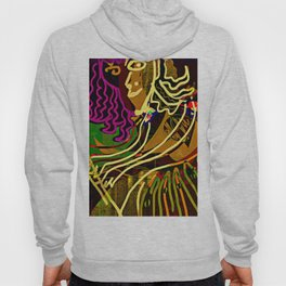 The Piano Girl / Memories / Follies Collection Hoody