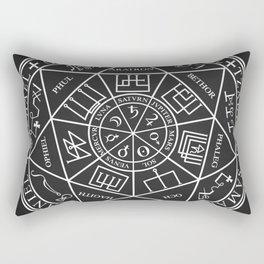 Seals Of The Seven Archangels Rectangular Pillow