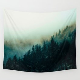 Foggy Magic Wall Tapestry