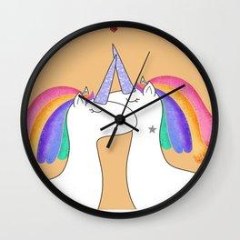 Free love Wall Clock