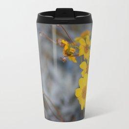 The Yellow Daisy Travel Mug