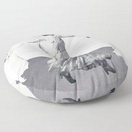 a memory dance Floor Pillow