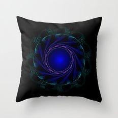 Circle Study No. 471 Throw Pillow