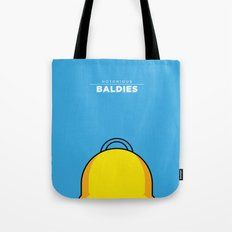 Homer Simpson Tote Bag