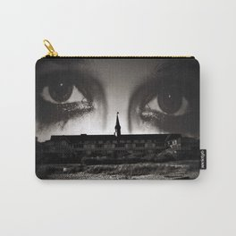 The Way Out Of The Room Carry-All Pouch