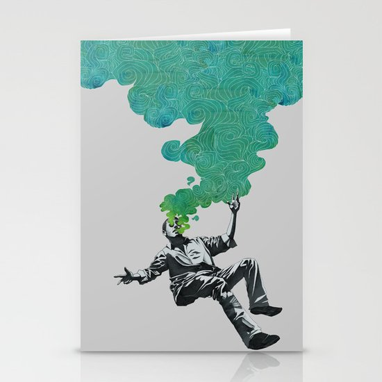 Madness Stationery Cards