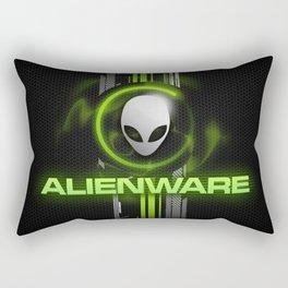 alienware Rectangular Pillow